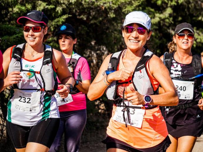 marathon - Running as a Group